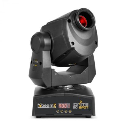 Hangtechnika Beamz professional IGNITE60 LED Spot Moving Head fényeffekt