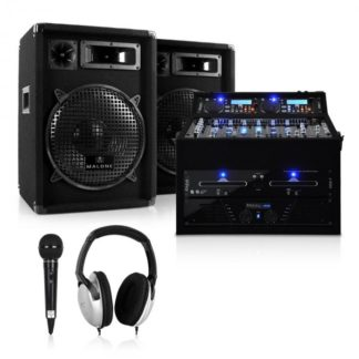 Hangtechnika Electronic-Star DJ szet Rack Star Jupiter Shock