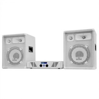"Hangtechnika Electronic-Star DJ SET WHITE STAR SERIES ""ARCTIC STORM"" 800 W"