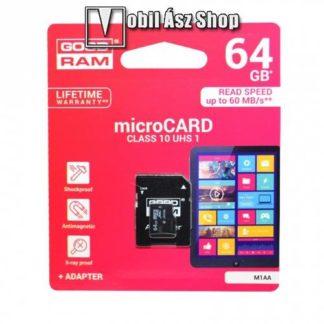 MEMÓRIA KÁRTYA TransFlash 64 GB - microSDHC