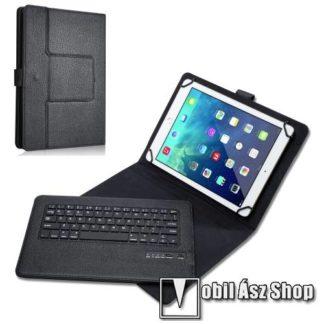 """UNIVERZÁLIS tablet PC flip / mappa bőrtok - 7"""" - 8""""-os készülékekhez"""