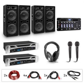 Hangtechnika Electronic-Star eStar Bass-Party Pro